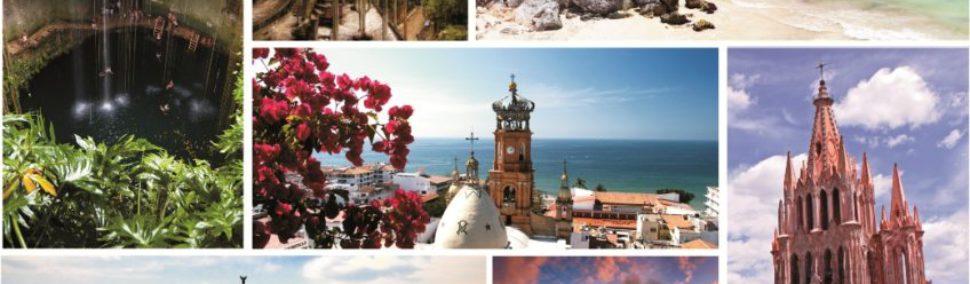 10 lugares que debes de visitar en México en el 2017