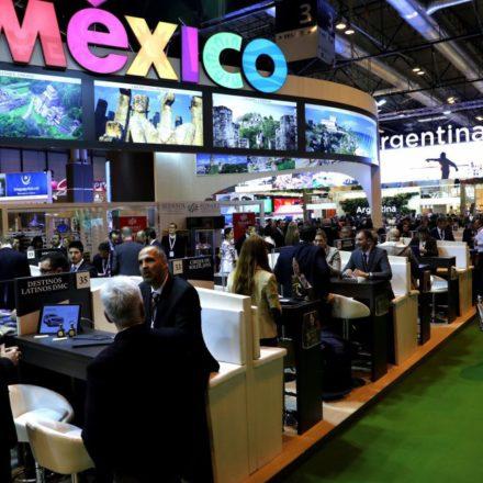 Fitur promueve atractivos turísticos de NL y Guanajuato