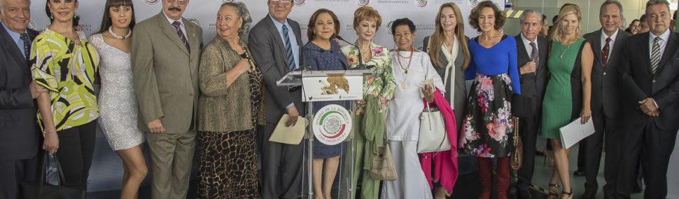 15 de agosto el senado lo establece como el Día Nacional del Cine Mexicano