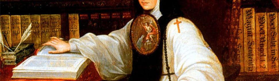 10 anécdotas que hicieron a la vida de Sor Juana Inés de la Cruz