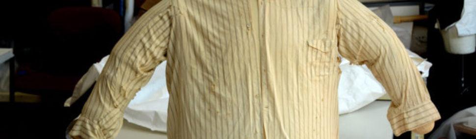 Exhibirán en Estados Unidos camisa con la que fue asesinado Pancho Villa