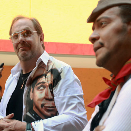 Muere el hijo de Cantinflas, Mario Moreno Ivanova