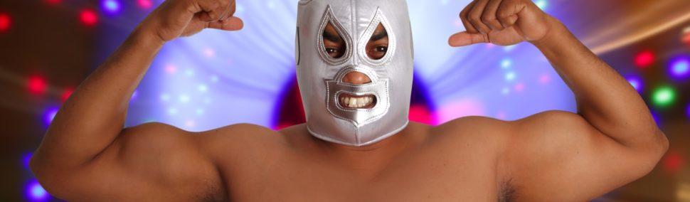 Lucha libre mexicana causa furor en Inglaterra
