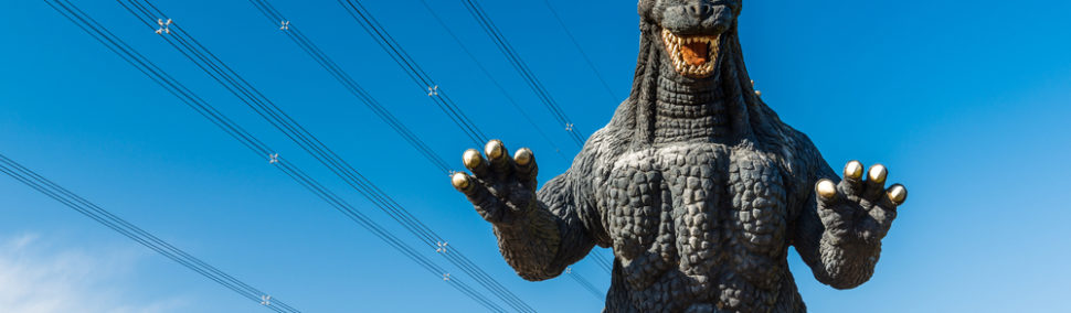 Godzilla filmará en CDMX