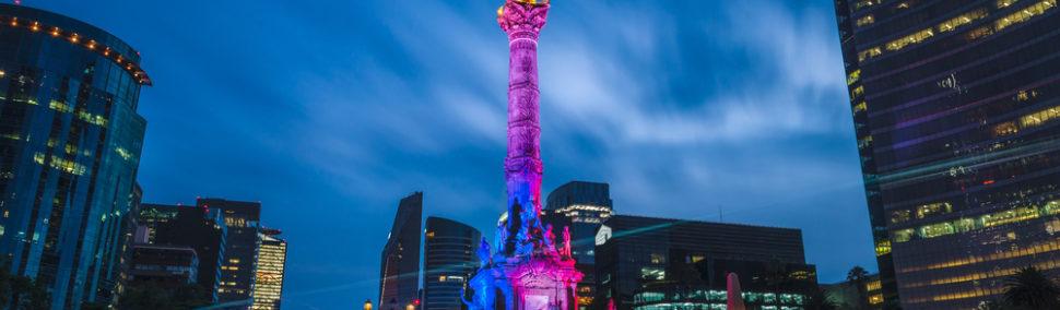 Los destinos más visitados de México