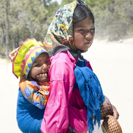 Esta es la lista de los grupos indígenas más grandes de México