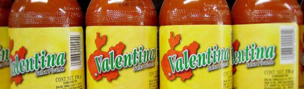 Conoce como surgió la salsa Valentina