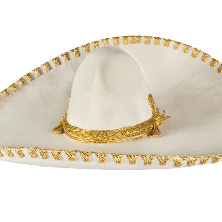 El sombrero charro mexicano