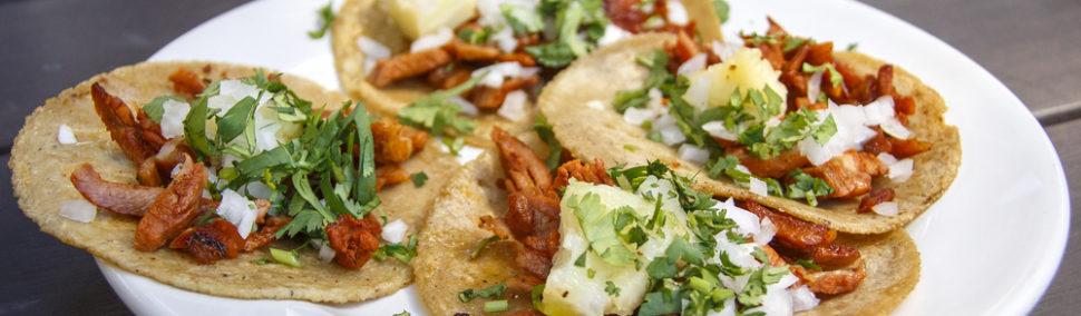 Tacos al pastor, una delicia nacional