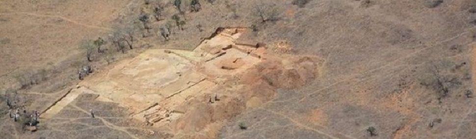 Descubren centro ceremonial prehispánico en Oaxaca de hace 2.100 años